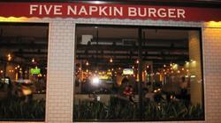 5 Napkin Burger