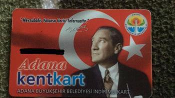 Adana Kentkart HES Kodu Yükleme