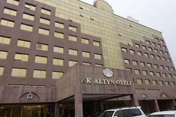 Ak Altın Plaza Hotel