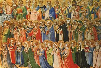 All Saints Günü
