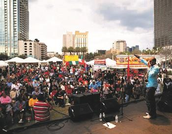 Annual Tampa Bay Black Heritage Music Festival