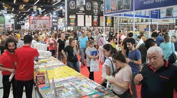 Antalya Konyaaltı Kitap Fuarı
