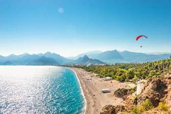 Antalya'ya Ne Zaman Gidilir? - Hava Durumu - İklim