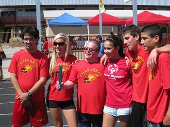 Arizona Special Olimpik Yaz Oyunları