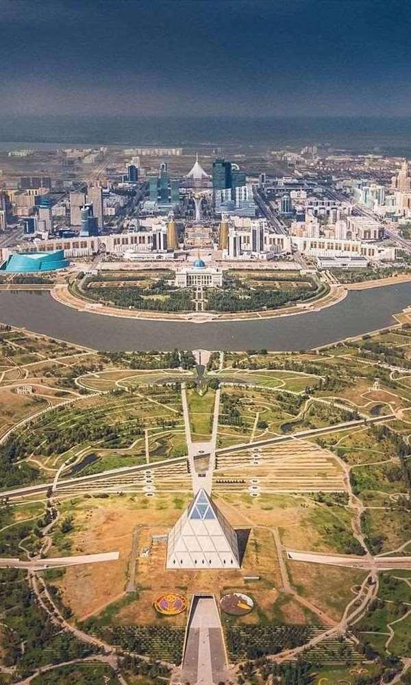 Astana Uçak Bileti