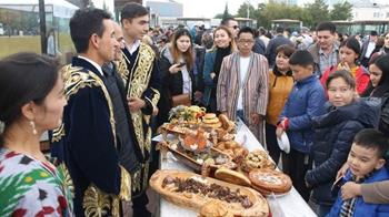 Astana Yemek Festivali
