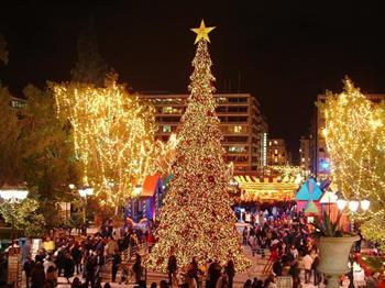 Atina'da Noel
