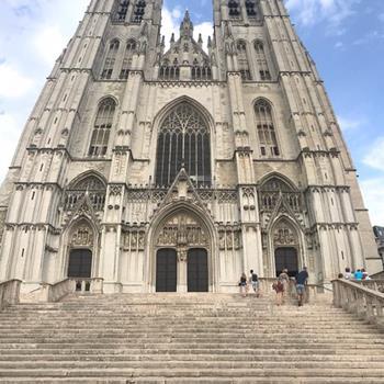 Aziz Micheal ve Aziz Gudula Katedrali