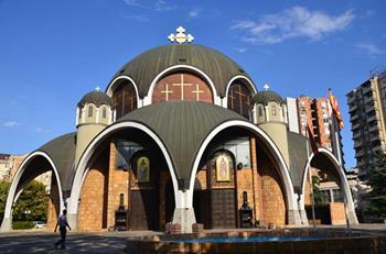 Aziz Ohrid Kliment Katedrali