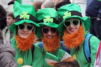 Aziz Patrick Günü Kutlamaları