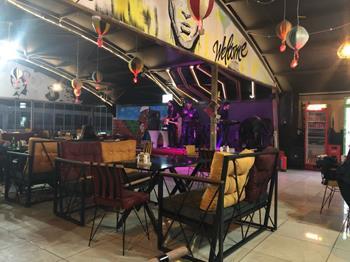 Balcoon Cafe