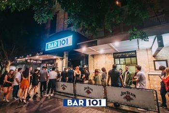 Bar 101 Auckland