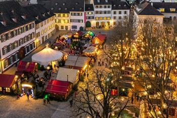 Basel'de Noel