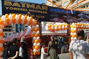 Batman Yöresel Ürünler ve Hediyelik Eşya Festivali