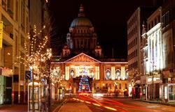 Belfast'ta Noel