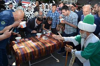 Beykoz Kanlıca Yoğurt Festivali