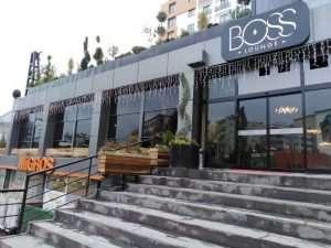 Boss Lounge Gastronomi Sitesi