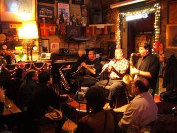 Bourbon Street Jazz Club