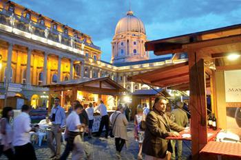 Budapeşte Uluslararası Şarap Festivali