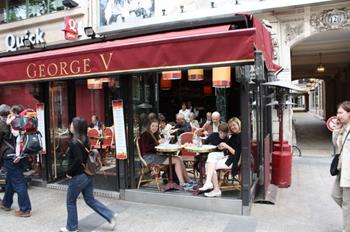 Cafe de Paris V