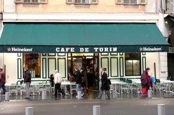 Cafe de Turin