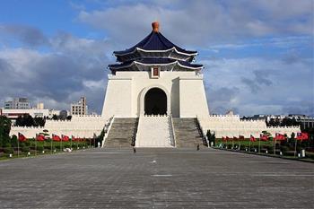 Çan Kay Şek Anıt Mezarı