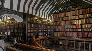 Chetham Kütüphanesi
