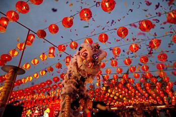 Çin Yeni Yılı Festivali