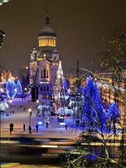 Cluj-Napoca'da Noel