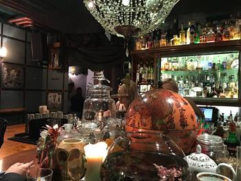 Cocktail Bar Alchemikas