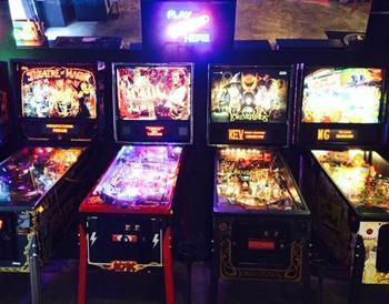 Coin-Op Game Room