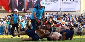 Cumhuriyet Kupası Aba Güreşleri