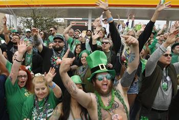 Dallas St. Patrick Parade