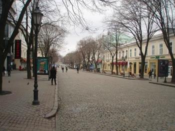Deribasovskaya Caddesi