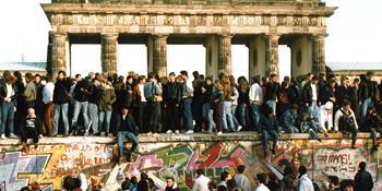 Doğu ve Batı Almanya'nın Birleşmesi