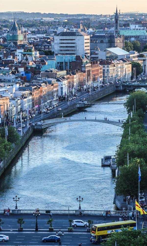 Dublin Uçak Bileti