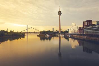 Düsseldorf Uçak Bileti