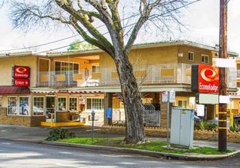 Econo Lodge Sacramento Convention Center