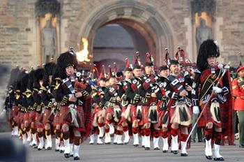 Edinburgh Askeri Bando Festivali