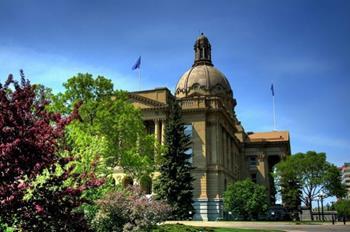 Edmonton Yasama Binası