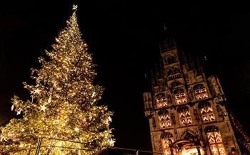 Eindhoven'da Noel