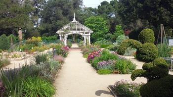 Elizabeth F. Gamble Bahçesi