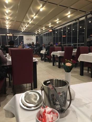 Eriza Boutique Otel Teras Bar