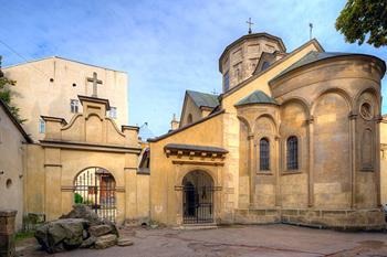 Ermeni Katedrali