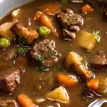 Etli Sebze Çorbası
