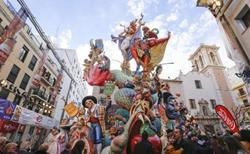 Valencia'da Festivaller - Fuarlar - Önemli Günler