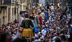 Barselona'da Festivaller - Fuarlar - Önemli Günler