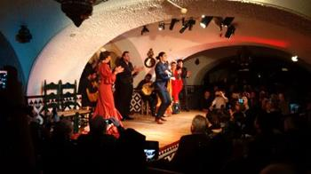 Flamenco Tablao Corbodes