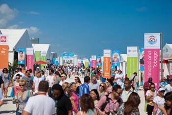 Food Network South Beach Şarap ve Yiyecek Festivali