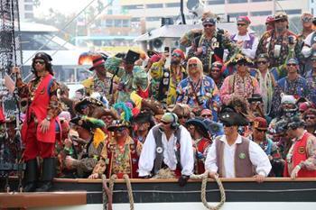 Gasparilla Korsan Festivali